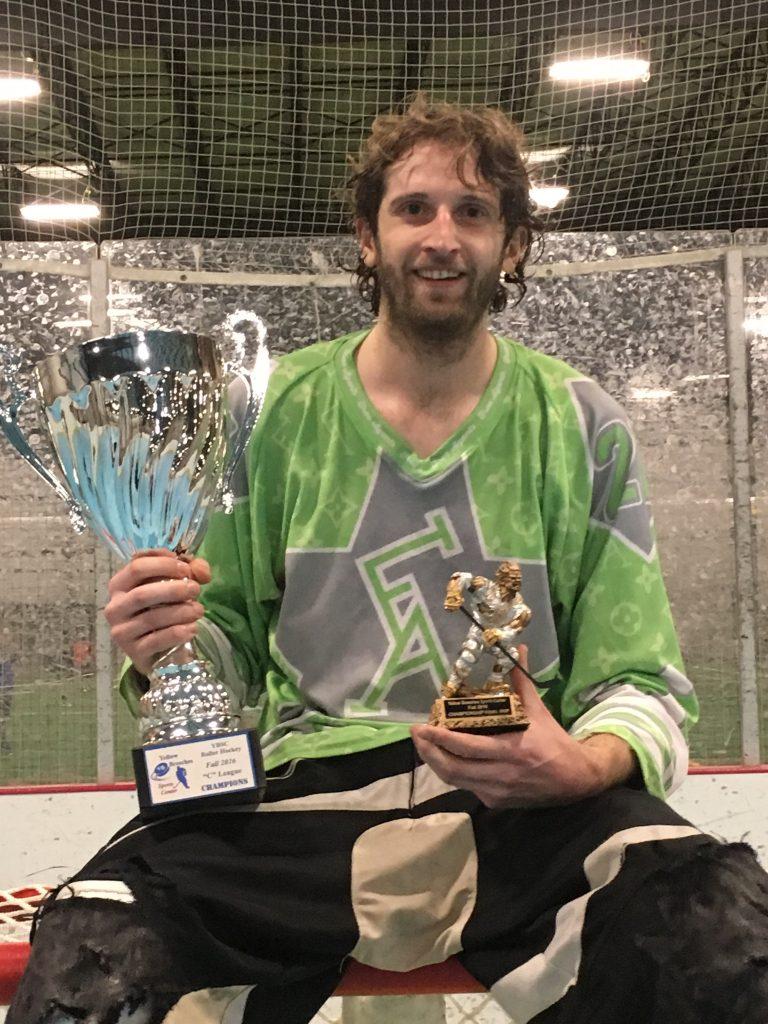 C LEAGUE CHAMPIONSHIP GAME MVP - JASON ZECKMAN