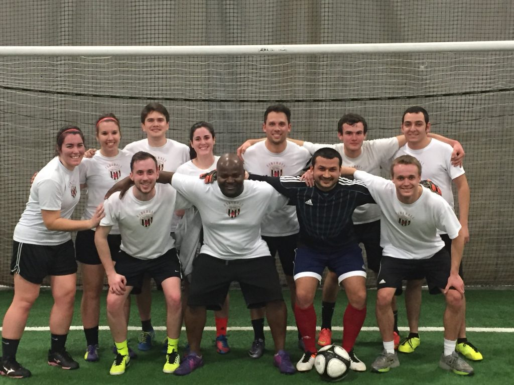 "COED ""C"" DIVISION RUNNER UP - FIREBALL FC"